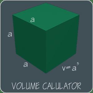 All Volume Calculator