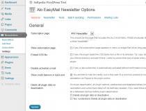 ALO EasyMail Newsletter