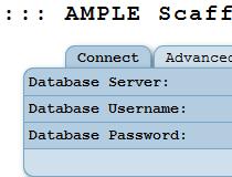AMPLE Scaffolder