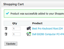 ApPHP Shopping Cart Pro