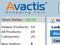 Avactis Shopping Cart