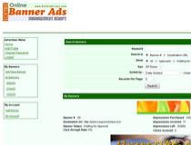 Banner Ad Management Script