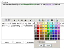 BBCode generator PHP HTML decoder script