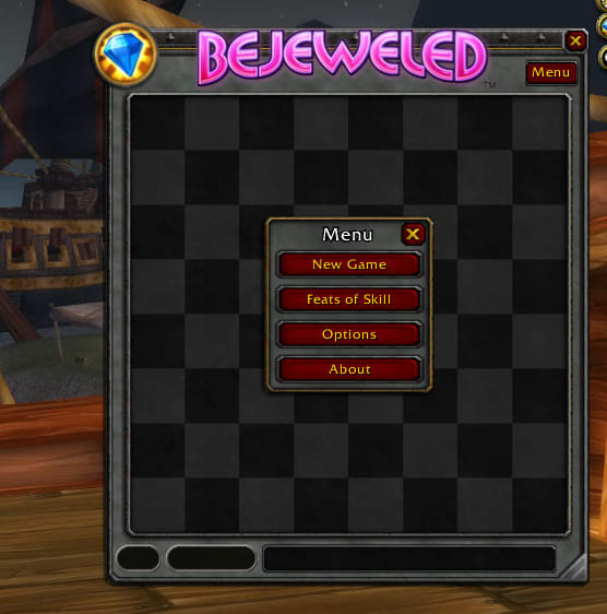 Bejeweled for World of Warcraft