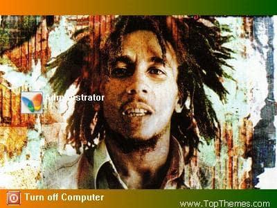 Bob Marley theme