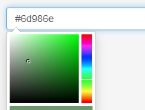 Bootstrap Colorpicker
