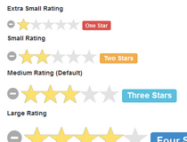 Bootstrap Star Rating