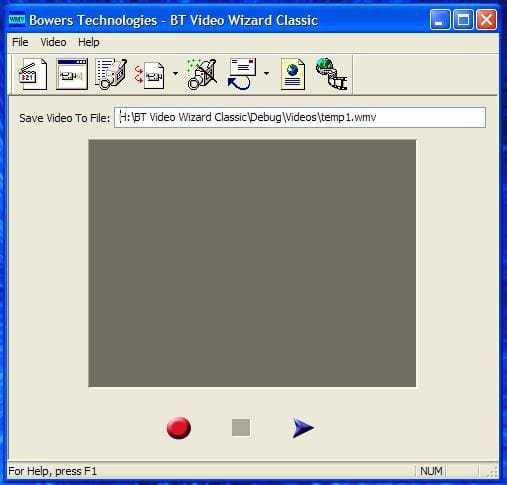 BT Video Wizard