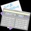 Calculator + f