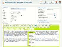 CKEditor for Joomla