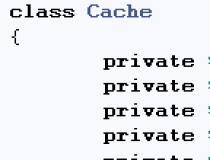 CodeIgniter Cache Library