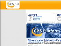 Collaborative Portal Server (CPS)