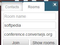 Converse.js