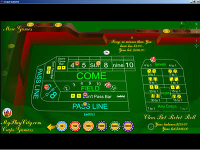 Craps Gamers