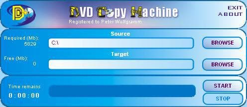 DVD Copy Machine
