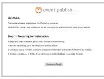 Event Publish