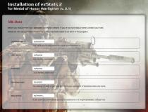 ezStats for Medal of Honor Warfighter