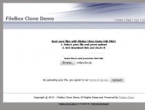 FileBox Clone
