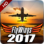 FlyWings Flight Simulator 2017