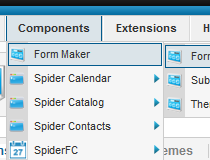Form Maker (Joomla)