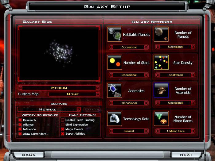 Galactic Civilizations II
