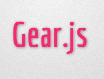 Gear.js