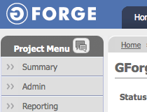 GForge Advanced Server
