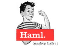 Haml.js