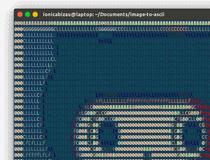Image to ASCII
