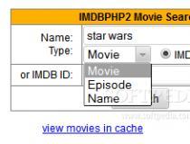 IMDBPHP