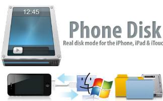iStonsoft iPad/iPhone/iPod Disk Mode