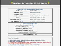 ITLPoll System