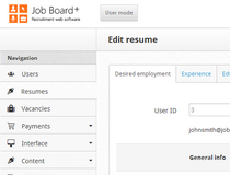 Job Board Plus Software