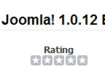 Joomla! 1.0.12 Bahasa Indonesia