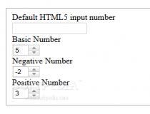 jQuery HTML5 like input number