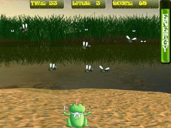 Merry Frog