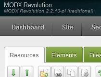 MODx Revolution