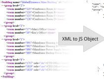 Object.fromXML