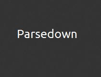 Parsedown