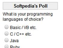 PHP Poll