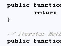 PHP-Types