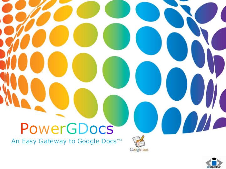 PowerGDocs