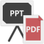 Presentation to PDF