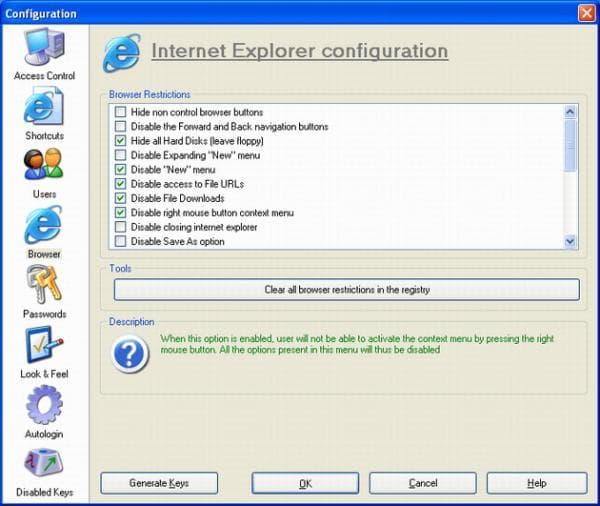 Public PC Desktop