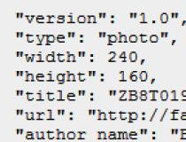 Python-oembed
