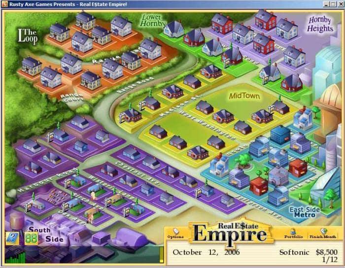 Real E$tate Empire