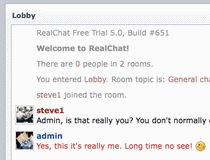 RealChat module