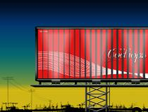Rotating Billboard System