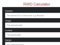 RWD-Calc