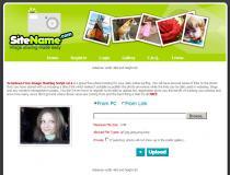 Scripteen Free Image Hosting Script